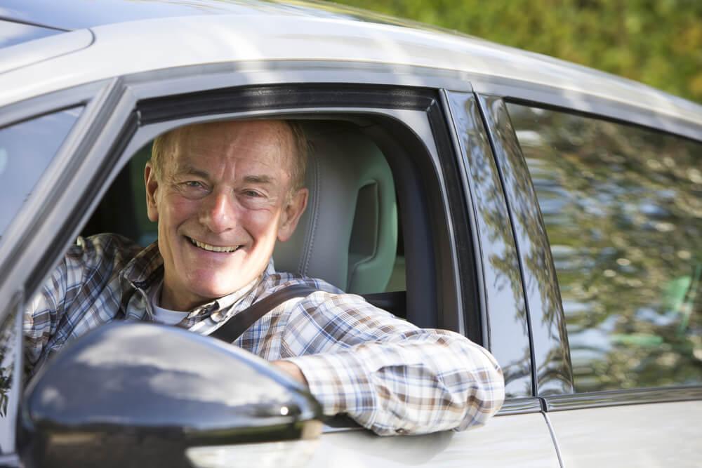 לנהוג בגיל הזהב