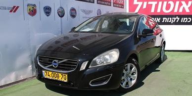 וולוו S60 2011