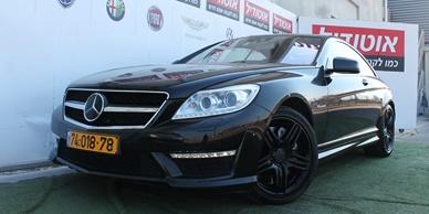 מרצדס CL63 AMG 2012
