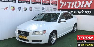 וולוו S80 2011