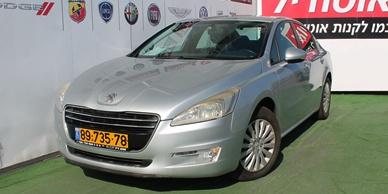 פיג'ו 508 2012