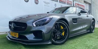 מרצדס GT AMG 2016